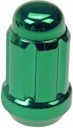 Royal Green Estate (Dorman 711-255F Pack of 20 Green Lock Nuts with Key)