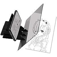 lingqing Placa de desenho óptica, fácil traçado desenhar imagem placa de desenho, projetor, quadro de pintura óptica…