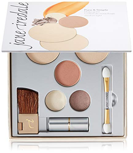 jane iredale Pure & Simple Makeup Kit, Medium Light, ()