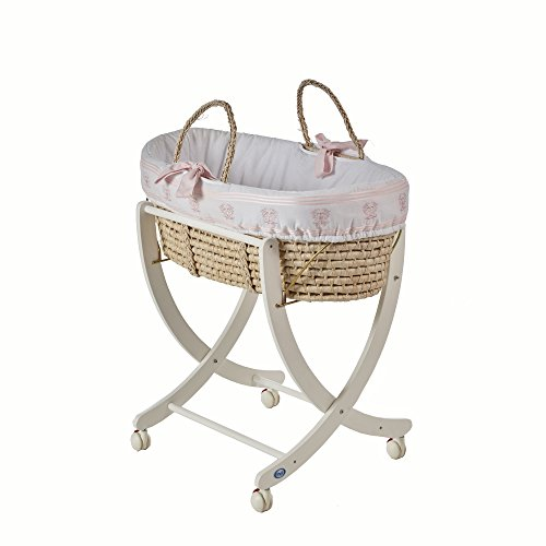 Pali Designs Isabella Moses Basket by Pali Designs