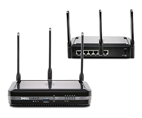 DELL SonicWALL SOHO Wireless-N TotalSecure Bundle - Includes SOHO Wireless Appliance & 1 Yr Comprehensive Gateway Security Suite by Sonicwall
