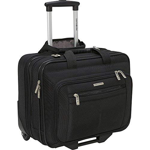 (Samsonite Casual Wheeled Laptop Overnighter (Black))