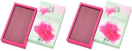 異常解明する寛容日本香堂 花風 カーネーション バラ詰 2箱セット