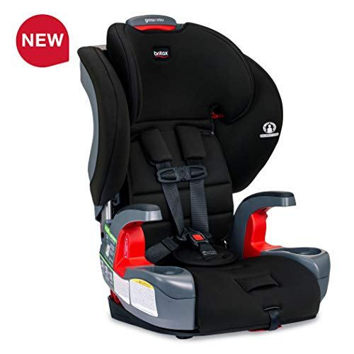 Best Buy! Britax Grow with You Harness-2-Booster Car Seat - 2 Layer Impact Protection - 25 to 120 Po...