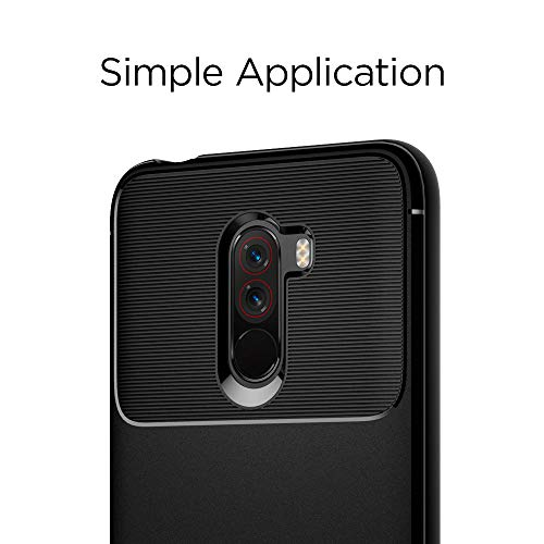 new product b8079 6f3b6 Spigen Rugged Armor Case for Xiaomi Poco F1 / Pocophone F1 (2018 ...