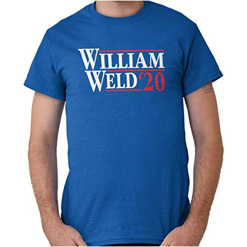 Classic Campaign Bill Weld Vote 2020 T Shirt Tee