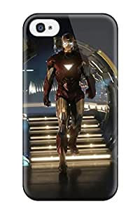 Best New Diy Design Iron Man In The Avengers Movie For Iphone 5C Cases Comfortable For Lovers And Friends For Christmas Gifts