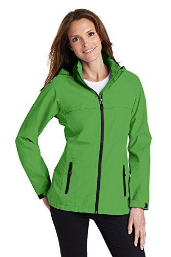 Port Authority Ladies Torrent Waterproof Jacket. L333, Vine Green, -
