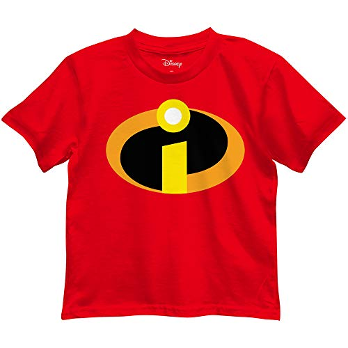 Disney Pixar Incredibles Logo Icon Costume Toddler Youth Juvy Kids T-Shirt (Juvy 7)