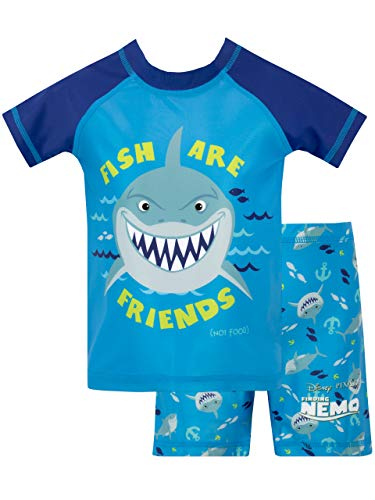 (Disney Boys' Finding Nemo Two Piece Swim Set Size 3T)