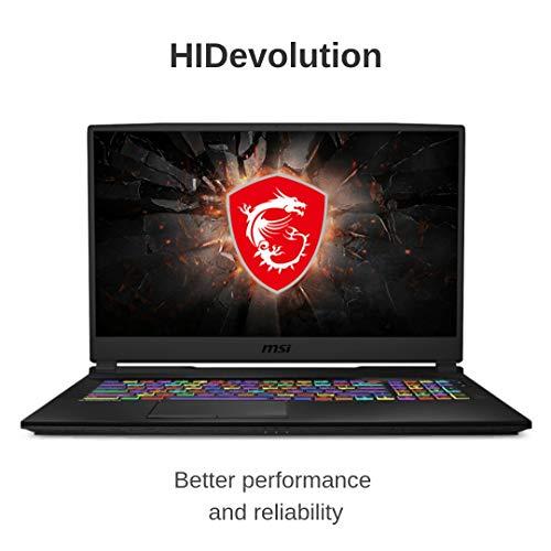 Compare HIDevolution MSI GL75 9SEK (MS-GL75056-HID2) vs other laptops