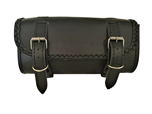 Synthetic Leather Motorcycle Gear Pvc Waterproof Tool Bag (Motorcycle Fork Bags)