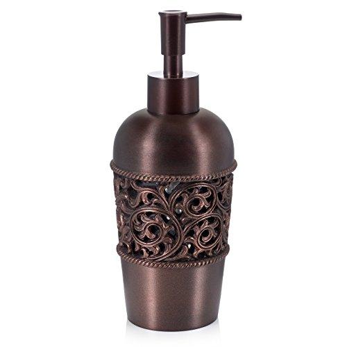 The 8 best bathroom accessories set bronze