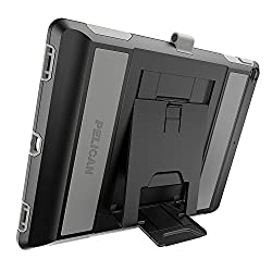 "Pelican Voyager Ipad Pro 12.9"" Case (1st2nd Generation) - Blackgrey"