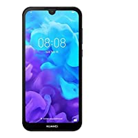 Huawei Y5 2019 AMN-LX3 Dual SIM 32GB+2GB RAM 5.71″ Display Factory Unlocked (International Version) (Modern Black)