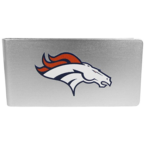 - NFL Denver Broncos Logo Money Clip
