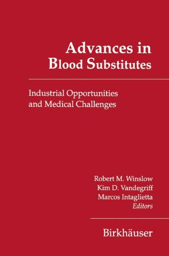 Advances in Blood Substitutes: Industrial Opportunities and Medical Challenges