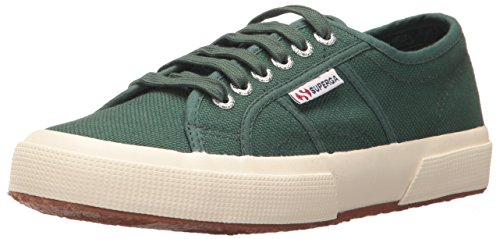 Superga Women's 2750 Cotu Sneaker Forest Green 310