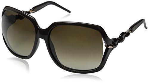 Gucci Women's GG3584 Sunglasses, Cocoa