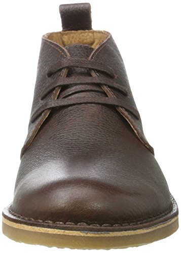 Selected Herren Shhroyce Chukka Texas Boot Sts Braun (Demitasse)