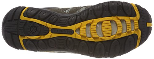 Merrell Unisex Adults' Sports Sandals, Red Multicolour (Multicolour 044214815357)
