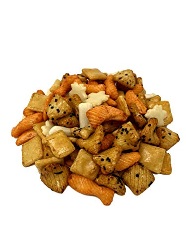Oriental Rice Crackers, No Artificial Colors, Crunchy & Spicy, Natural!!!
