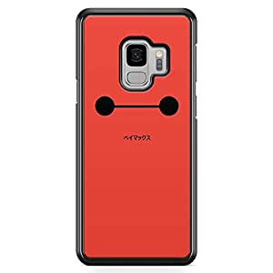 Loud Universe Red Japanese Cartoon Kavai Samsung S9 Case Big Brother Samsung S9 Cover with Transparent Edges
