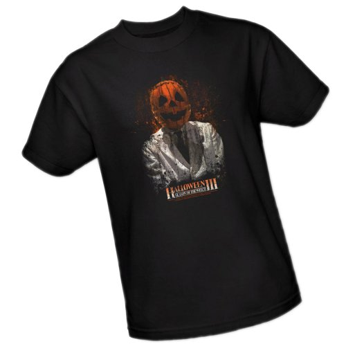 Universal Studios Scientist - Halloween III Adult T-Shirt, XX-Large -