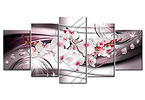 Wandbilder aus Plexiglas® 100x50 Acrylglasbild Diamanten Kunst