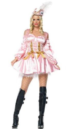 Buried Treasure Costume (Buried Treasure Beauty Costume - Small - Dress Size 4-6)