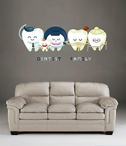 cik513-full-color-wall-decal-teeth-family-dentist-dental-hospital-clinic