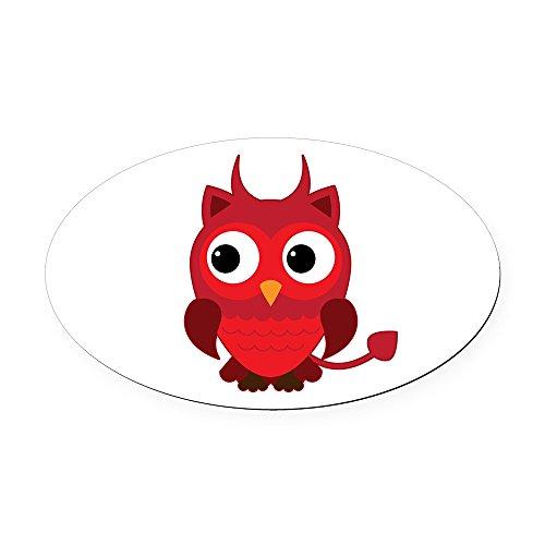 Oval  (Speak Of The Devil Costume)