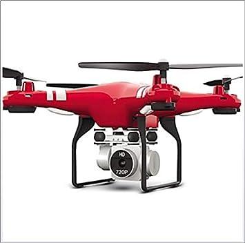 shengshiyujia RC Dron X52HD 4 Canales 6 Ejes 2.4G con Cámara HD ...