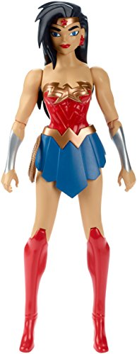 DC Justice League Action Wonder Woman Action Figure, 12
