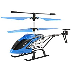 Tracker H101 3.5CH Channels RC Mini Helicopter With Gyro Remote Controlled Rechargeable - RC Toys & Hobbies RC Helicopter - 1 x Eachine Tracker H101 RC Helicopter, 1 x Transmitter