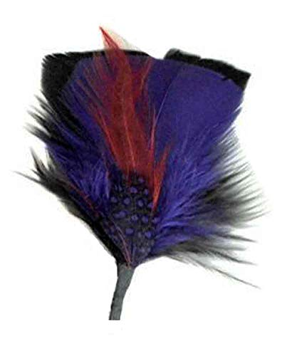 FQH Side Feather for Hats & Fedoras, ()