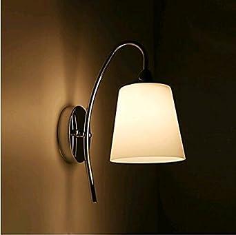 LED Creative/parete metallica si accende,moderno/contemporaneo ...