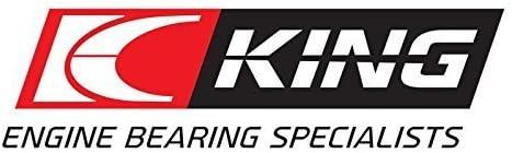 King Engine Bearings CR 868HPN Engine Crankshaft Bearing and Component Rod Bearings, Bi-Metal Performance