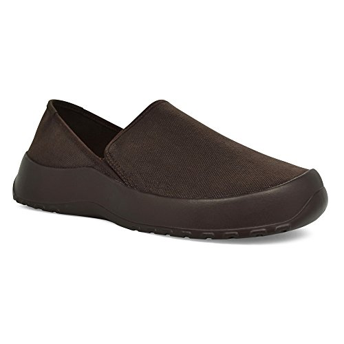 SoftScience Drift Canvas Slip On Chocolate 6CFkkN64Ot