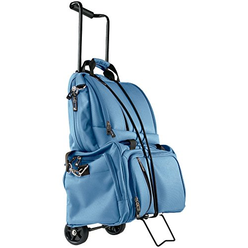 travel-smart-by-conair-ts36fc-80lb-folding-multi-use-cart-home-garden-living