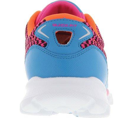 Skechers Dames Gorun Sonic 2 Hardloopschoenen Blauw / Hop Roze