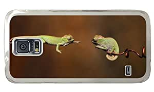 Hipster Samsung Galaxy S5 Case mate covers Cant Reach you PC Transparent for Samsung S5
