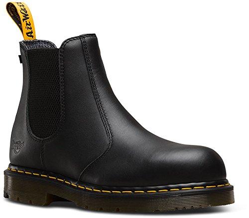Dr. Martens Work Men's Fellside Steel Toe SD Chelsea Black 10 D UK ()