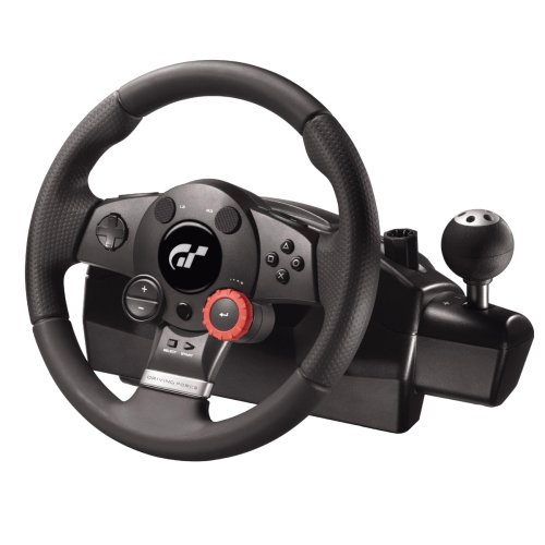 Logitech PlayStation 3 Driving Force GT Racing Wheel