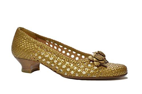 Melluso Decoltè scarpe donna bronzo G421