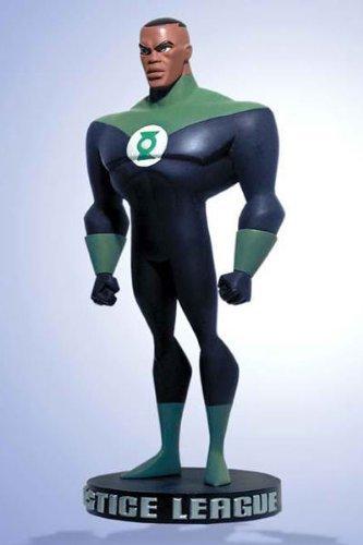 Justice League Animated: Green Lantern - John Stewart Maquette