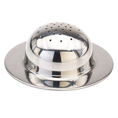 (Our Pets 2400013087 OPB Aroma Dome Insert Slow Feed, Silver)