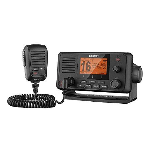 System Ais (Garmin VHF 210 Ais 010-01654-00 Marine Radio)