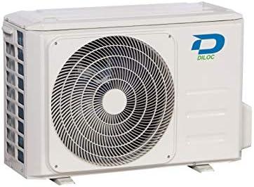Climatiseur Diloc 12000 Btu - Climatiseur Inverter - D.FROZEN12 + D.FROZEN112 Sharp Compressor