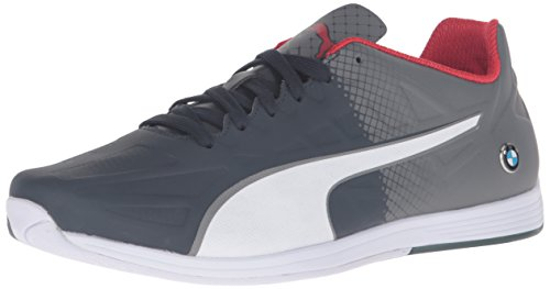 PUMA Men s Bmw MS Evospeed Lace Fashion Sneaker - Import It All ccd6a35f4